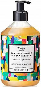 Savon Liquide Marseille corps et mains Absolue Pirogue