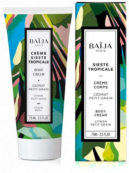 Crème Corps Sieste Tropical