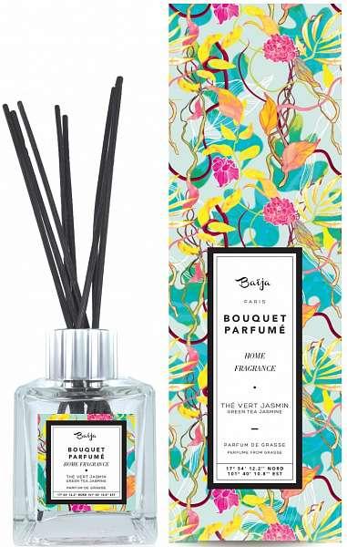 Bouquet parfumé Croissière Céladon