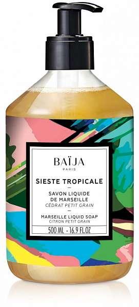 Savon Liquide Corps et Mains Sieste Tropical