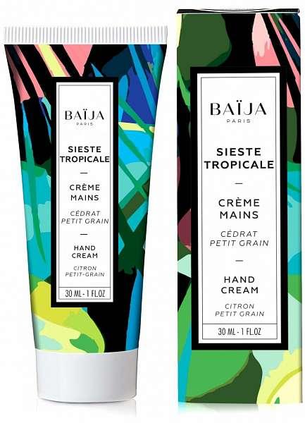 Crème Mains Sieste Tropical