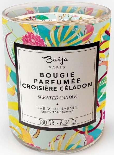 Bougie Croissière Céladon