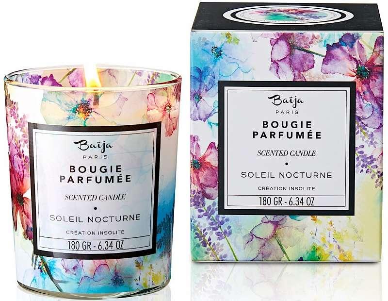 Bougie Soleil Nocturne