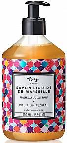 Savon Liquide Marseille Delirium Floral
